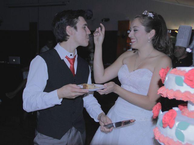 El matrimonio de Miguel y Mayra en Peñaflor, Talagante 33