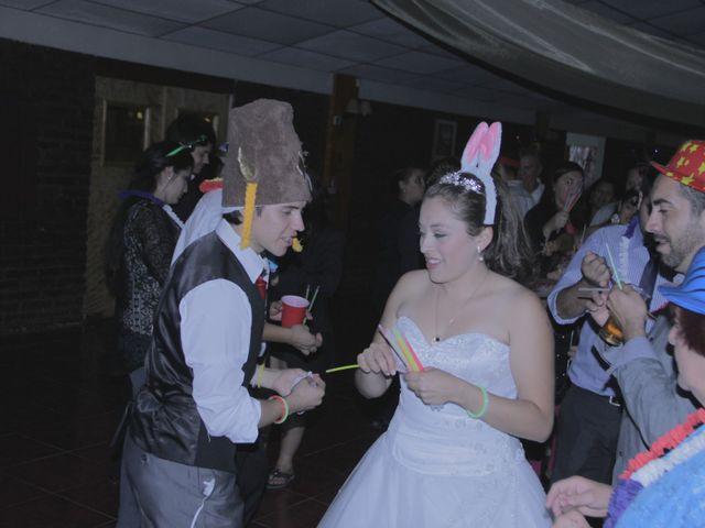 El matrimonio de Miguel y Mayra en Peñaflor, Talagante 34