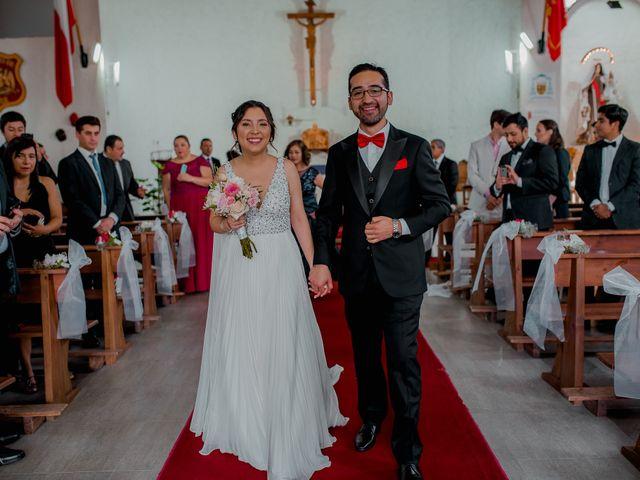 El matrimonio de Pablo y María Constanza en Concepción, Concepción 20