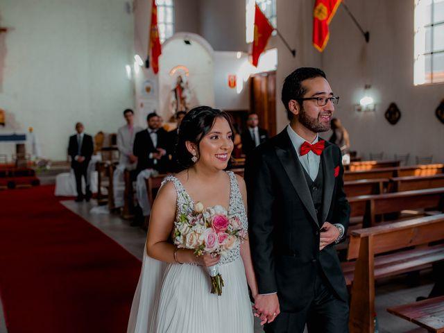 El matrimonio de Pablo y María Constanza en Concepción, Concepción 22