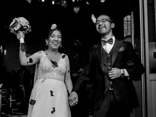 El matrimonio de Pablo y María Constanza en Concepción, Concepción 25