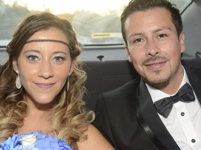 El matrimonio de Nataly y Alexis