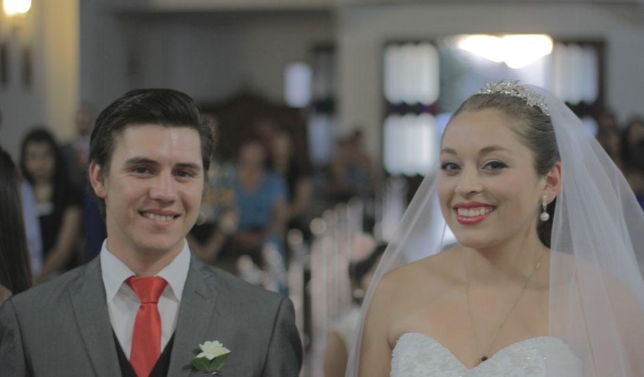 El matrimonio de Miguel y Mayra en Peñaflor, Talagante