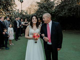 El matrimonio de Leslie y Jaime 1