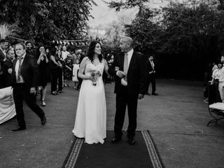 El matrimonio de Leslie y Jaime 2