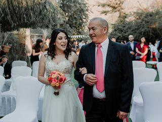 El matrimonio de Leslie y Jaime 3