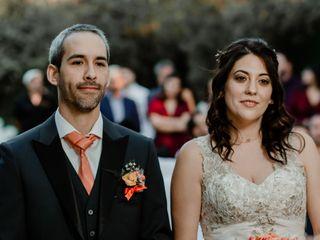 El matrimonio de Leslie y Jaime