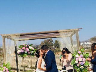 El matrimonio de Camila y Francisco 1