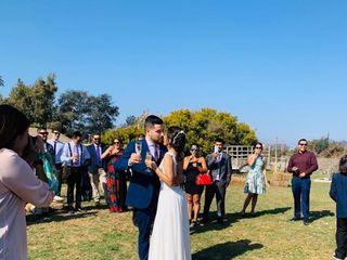 El matrimonio de Camila y Francisco 3
