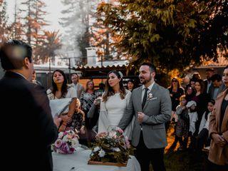 El matrimonio de Diego y Paula 1