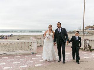 El matrimonio de Cynthia y Carlos