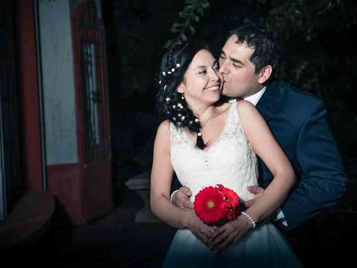 El matrimonio de Loreto y José Francisco