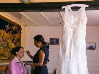El matrimonio de Maritza y Víctor 1