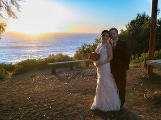 El matrimonio de Maritza y Víctor