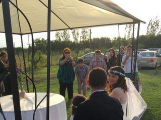 El matrimonio de Yessenia y Eduardo 1