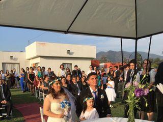 El matrimonio de Yessenia y Eduardo 2