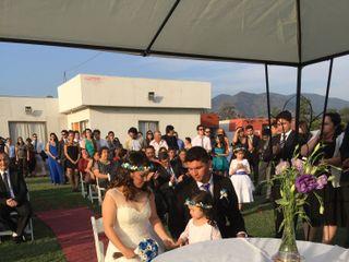 El matrimonio de Yessenia y Eduardo 3