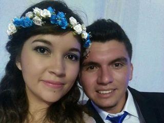 El matrimonio de Yessenia y Eduardo