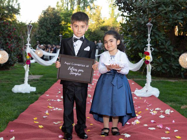 El matrimonio de Francisco y Virginia en Graneros, Cachapoal 13