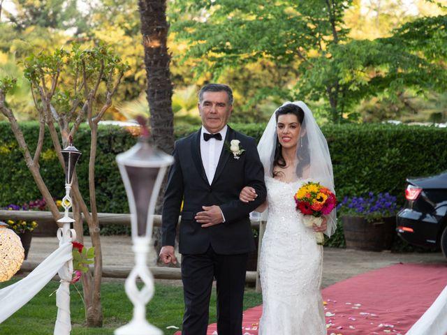 El matrimonio de Francisco y Virginia en Graneros, Cachapoal 16