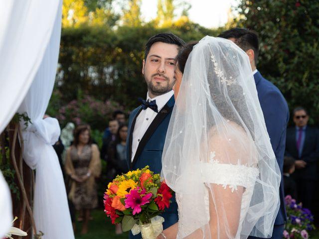 El matrimonio de Francisco y Virginia en Graneros, Cachapoal 17