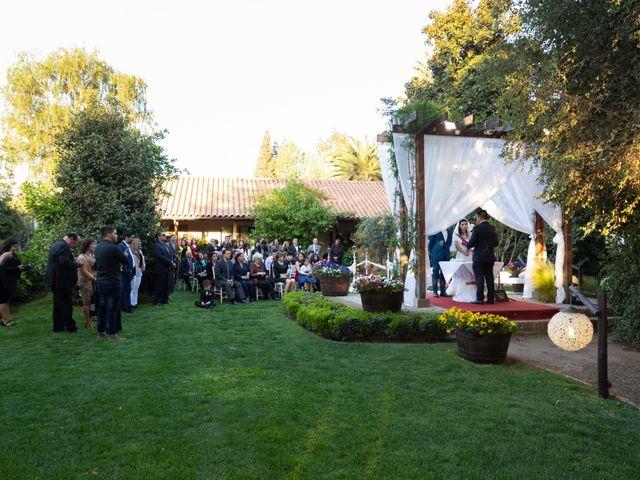El matrimonio de Francisco y Virginia en Graneros, Cachapoal 18