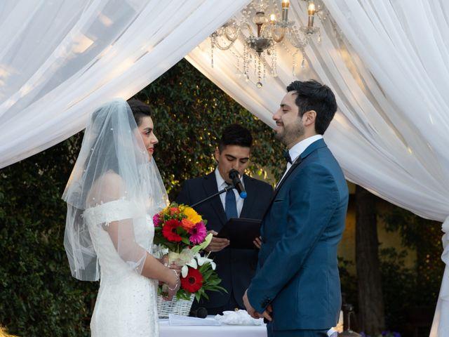 El matrimonio de Francisco y Virginia en Graneros, Cachapoal 19