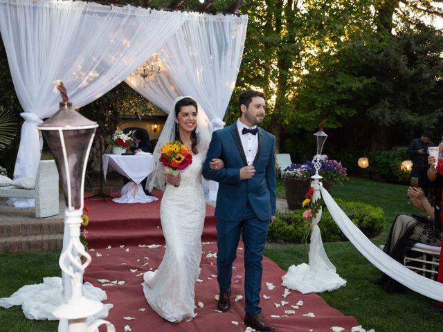 El matrimonio de Francisco y Virginia en Graneros, Cachapoal 23