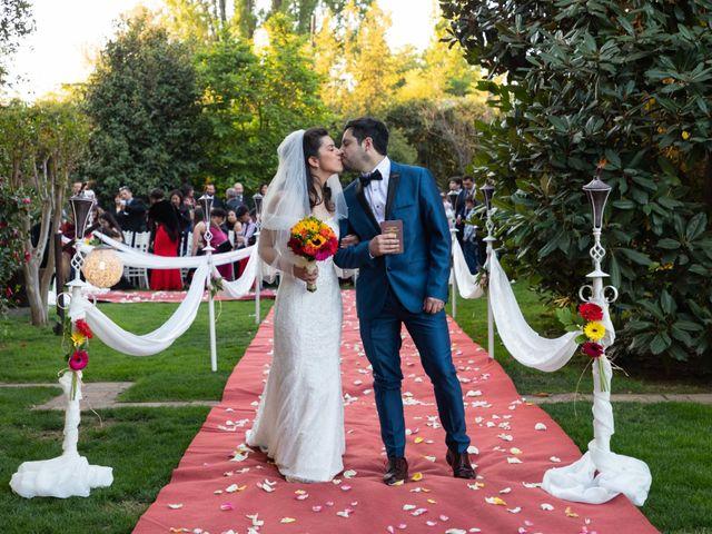El matrimonio de Francisco y Virginia en Graneros, Cachapoal 1