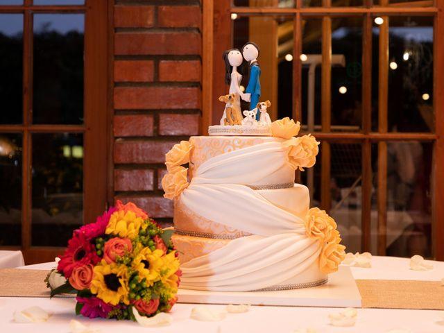 El matrimonio de Francisco y Virginia en Graneros, Cachapoal 29