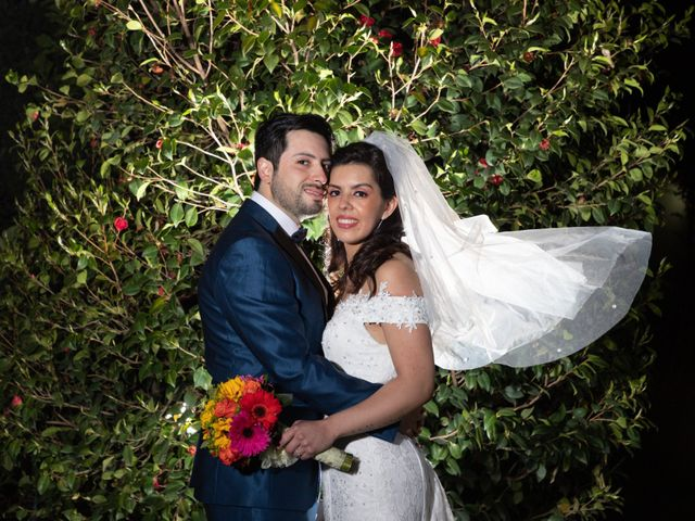 El matrimonio de Virginia y Francisco