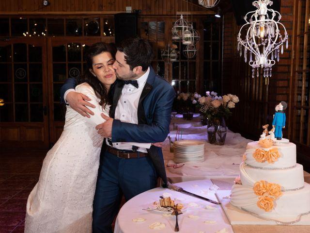 El matrimonio de Francisco y Virginia en Graneros, Cachapoal 43