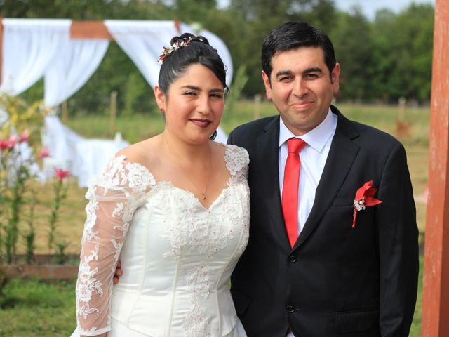 El matrimonio de Patricia y Rodrigo