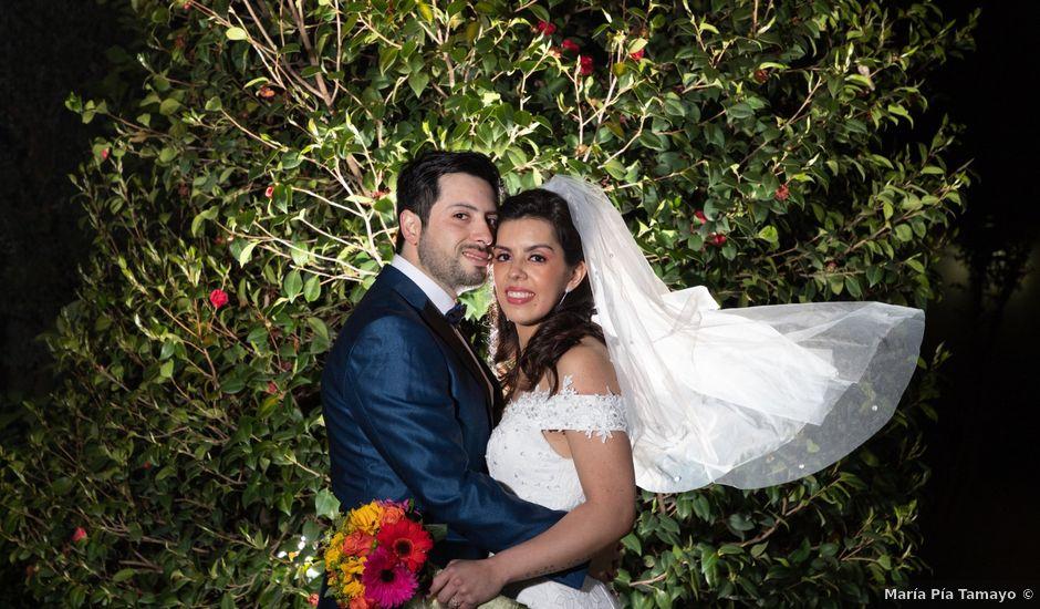 El matrimonio de Francisco y Virginia en Graneros, Cachapoal