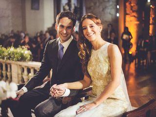 El matrimonio de Rosario y Juan