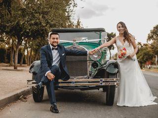 El matrimonio de Jhon y Jennifer