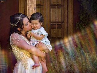 El matrimonio de Andrea y Alfonso 2
