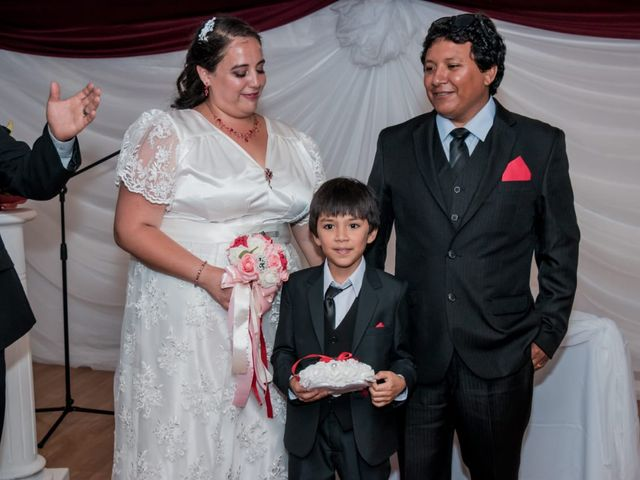 El matrimonio de Juan y Ximena