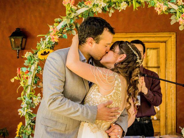 El matrimonio de Andrea y Alfonso