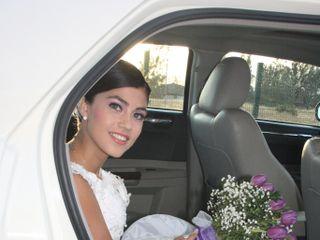 El matrimonio de Claudio y Macarena 2