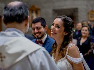 El matrimonio de Felipe y Rocío 2