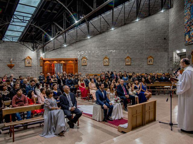 El matrimonio de Rocío y Felipe en San Pedro de la Paz, Concepción 9