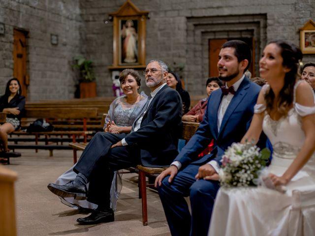 El matrimonio de Rocío y Felipe en San Pedro de la Paz, Concepción 10