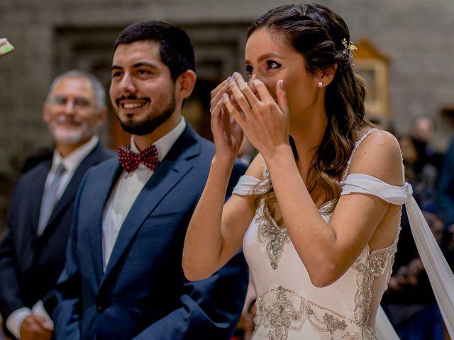 El matrimonio de Rocío y Felipe en San Pedro de la Paz, Concepción 11