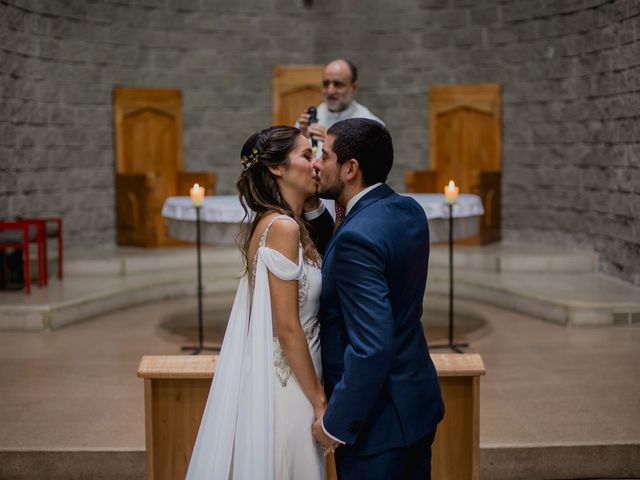 El matrimonio de Rocío y Felipe en San Pedro de la Paz, Concepción 17