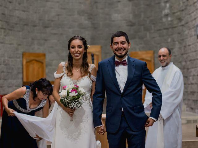 El matrimonio de Rocío y Felipe en San Pedro de la Paz, Concepción 19