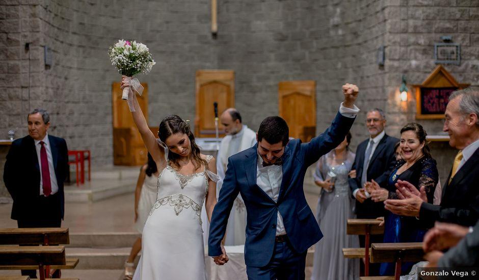 El matrimonio de Rocío y Felipe en San Pedro de la Paz, Concepción