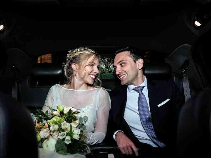 El matrimonio de Tania y Sebastián