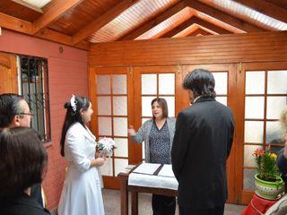 El matrimonio de Gabriela y Rodrigo 1