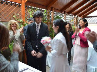 El matrimonio de Gabriela y Rodrigo 2